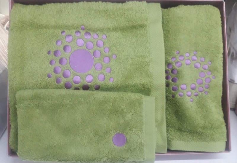 renovar toallas baño algodón